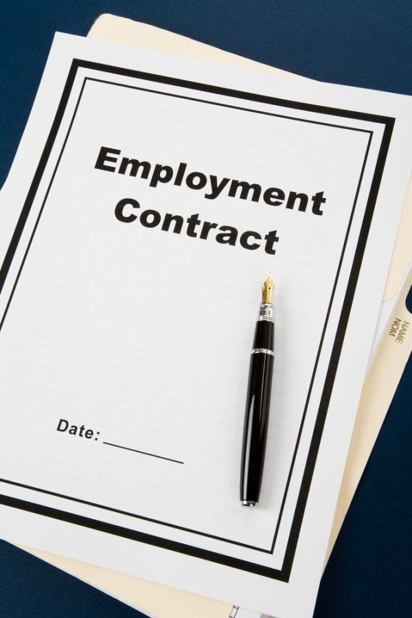 Overview of a Contract of Employment